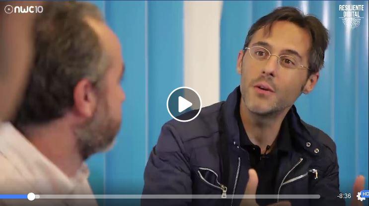 Sergio Fernández, ayuda emprendedores, en NWC10Lab