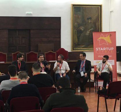Mesa redonda Blockchain en Startup Olé