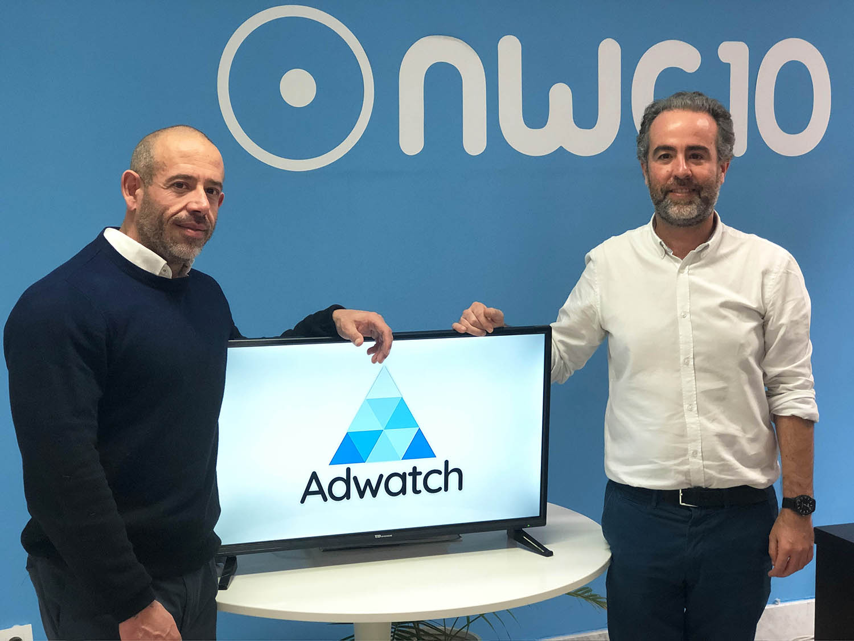 Volvo Cars, Adwatch y NWC10Lab