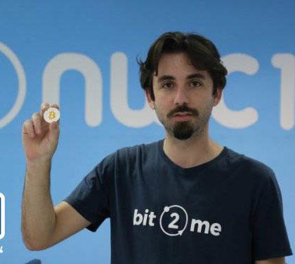 Talk1: Leif Ferreira CEO Bit2me, criptomonedas