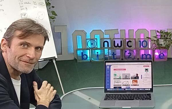 Talk9. Blockchain y creadores de contenidos con Jorge Gomes